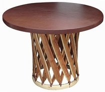 Round Equipale Table - 47 in Diameter