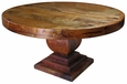 Round Kino Mesquite Dining Table