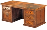 Rustic Copper Office Furniture