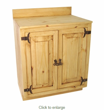 pine bathroom cabinets mexican rustic pine bathroom vanity 24733