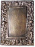 Mexican Rustic Tin Picture Frames
