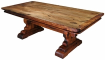 San Carlos Dining Table - Handcrafted Mesquite