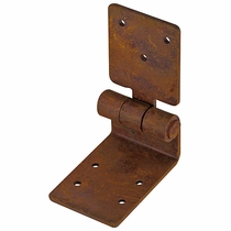 San Rafael 2 Piece Iron Hinge - Pack of 4