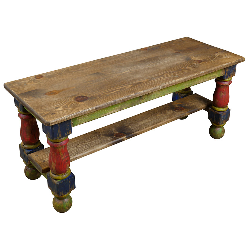 Superb Small Painted Wood Bench Or Coffee Table Andrewgaddart Wooden Chair Designs For Living Room Andrewgaddartcom