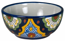 Small Traditional Talavera Cereal Bowl
