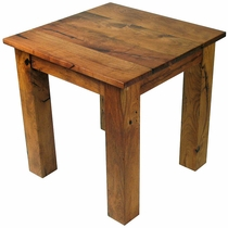 Southwest Mesquite End Table