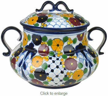 Swallow Talavera Soup Tureen