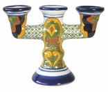 Talavera Candlesticks and Candle Holders