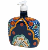 Talavera Ceramic Bath Accessories