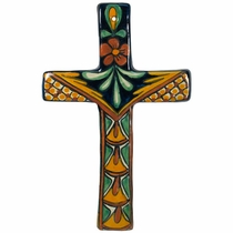 Talavera Cross Large