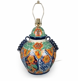 Talavera Lamps and Wall Sconces