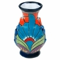 Talavera Mini Ridged Vase