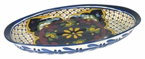 Talavera Oblong Serving Tray