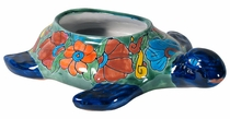 Talavera Sea Turtle Planter