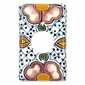 Talavera Single Dimmer Switch Cover