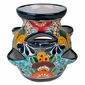 Talavera Strawberry Planter Pot