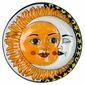 Talavera Sun & Moon Wall Hanging - 14""