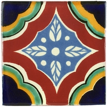 Talavera Tile - PP2004 - 15 Tiles