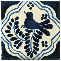 Talavera Tile - PP2010 - 15 Tiles