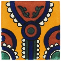 Talavera Tile - PP2104 - 15 Tiles