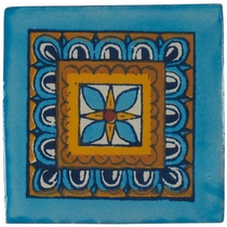 Talavera Tile - PP2127 - 15 Tiles