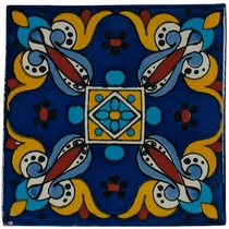 Talavera Tile - PP2129 - 15 Tiles