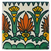 Talavera Tile - PP2141 - 15 Tiles