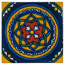 Talavera Tile - PP2145 - 15 Tiles
