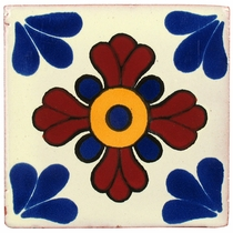 Talavera Tile - PP2163 - 15 Tiles