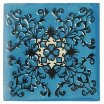 Talavera Tile - PP2180 - 15 Tiles