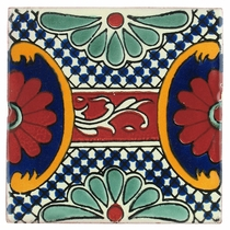 Talavera Tile - PP2189 - 15 Tiles