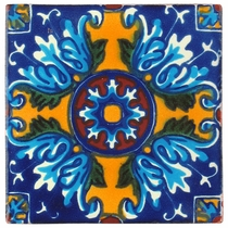 Talavera Tile - PP2199 - 15 Tiles