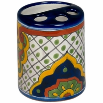 Talavera Toothbrush Holder