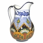 Traditional Talavera Pottery Pitcher
