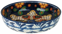 Traditional Talavera Serving Bowl