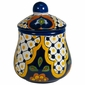Traditional Talavera Sugar Bowl