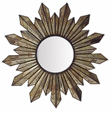 Unique Shape Mexican Wall Mirrors
