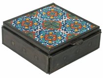 Verona Tile Jewelry Box