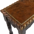 Western Sofa Table Cowhide Top