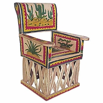 Will Rogers Equipale Lodge Chair
