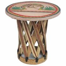 Will Rogers Equipale Round Side Table