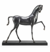 18Th Century Steed Sculpture by SPI Home