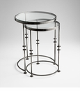Abacus Nesting Tables by Cyan Design