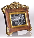 Abigails Picture Frame Vendome Mahogany & Gold