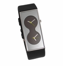 ACME BI Brown - White Strap Watch