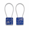 ACME Blueprint Key Ring