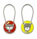 ACME Cats & Dogs Key Ring
