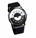 ACME Dia Y Noche Black Wrist Watch