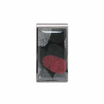 ACME Fingerprints Money Clip