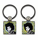 ACME Jimi Hendrix Key Ring